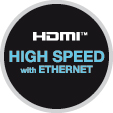High Speed with Ethernet